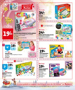 Catalogue Auchan Noël 2020 page 78