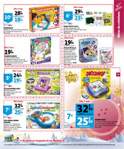 Catalogue Auchan Noël 2020 page 79