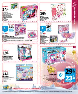 Catalogue Auchan Noël 2020 page 81