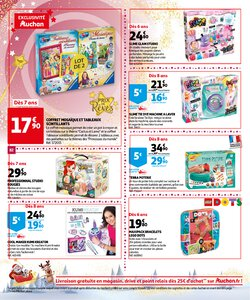 Catalogue Auchan Noël 2020 page 82