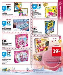 Catalogue Auchan Noël 2020 page 83
