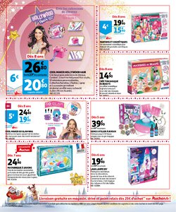 Catalogue Auchan Noël 2020 page 84