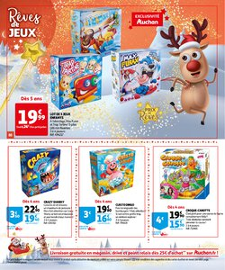 Catalogue Auchan Noël 2020 page 88