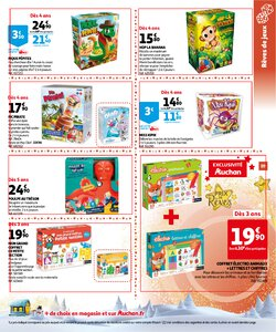 Catalogue Auchan Noël 2020 page 89