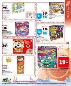 Catalogue Auchan Noël 2020 page 91