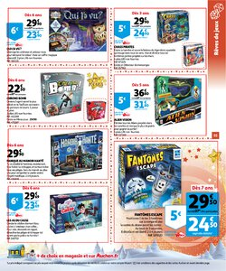 Catalogue Auchan Noël 2020 page 93