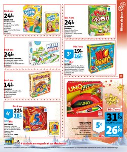 Catalogue Auchan Noël 2020 page 95