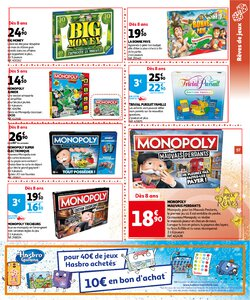 Catalogue Auchan Noël 2020 page 97