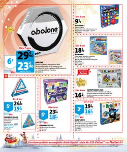 Catalogue Auchan Noël 2020 page 98