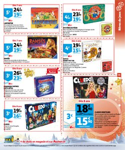 Catalogue Auchan Noël 2020 page 99