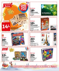Catalogue Auchan Noël 2020 page 100