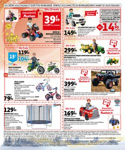 Catalogue Auchan Noël 2020 page 102