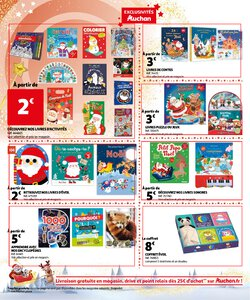 Catalogue Auchan Noël 2020 page 104