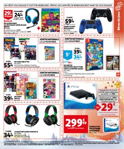 Catalogue Auchan Noël 2020 page 107