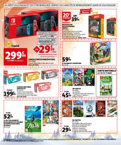 Catalogue Auchan Noël 2020 page 110