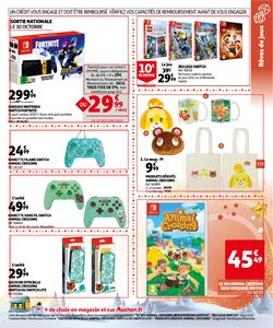 Catalogue Auchan Noël 2020 page 111
