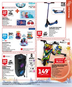 Catalogue Auchan Noël 2020 page 113