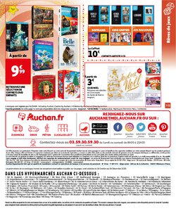 Catalogue Auchan Noël 2020 page 115