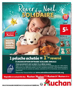 Catalogue Auchan Noël 2020 page 116