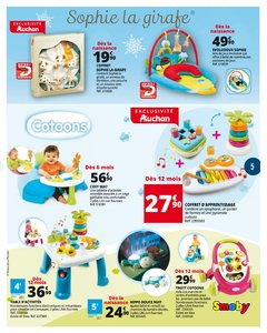Catalogue Auchan Luxembourg Noël 2017 page 5