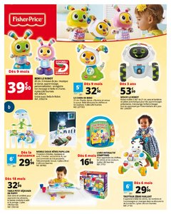 Catalogue Auchan Luxembourg Noël 2017 page 6