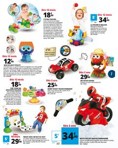 Catalogue Auchan Luxembourg Noël 2017 page 7
