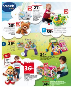 Catalogue Auchan Luxembourg Noël 2017 page 8