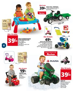 Catalogue Auchan Luxembourg Noël 2017 page 10