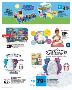 Catalogue Auchan Luxembourg Noël 2017 page 13