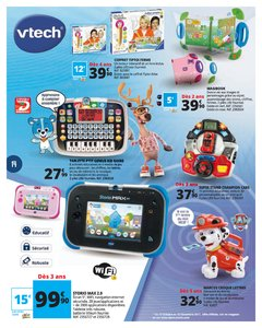 Catalogue Auchan Luxembourg Noël 2017 page 14