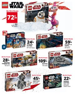 Catalogue Auchan Luxembourg Noël 2017 page 20