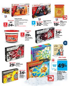 Catalogue Auchan Luxembourg Noël 2017 page 25