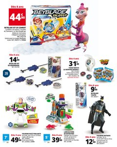 Catalogue Auchan Luxembourg Noël 2017 page 28