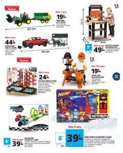 Catalogue Auchan Luxembourg Noël 2017 page 33
