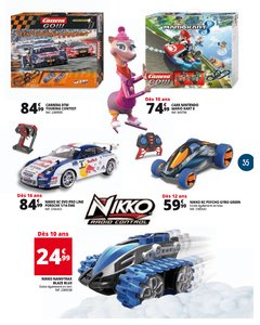 Catalogue Auchan Luxembourg Noël 2017 page 35