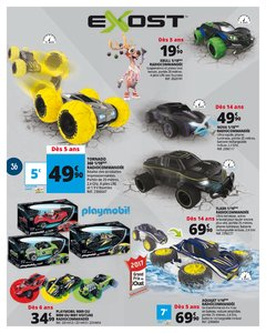 Catalogue Auchan Luxembourg Noël 2017 page 36