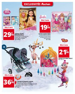 Catalogue Auchan Luxembourg Noël 2017 page 38