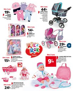 Catalogue Auchan Luxembourg Noël 2017 page 39