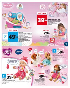 Catalogue Auchan Luxembourg Noël 2017 page 41