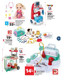 Catalogue Auchan Luxembourg Noël 2017 page 43