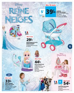 Catalogue Auchan Luxembourg Noël 2017 page 45