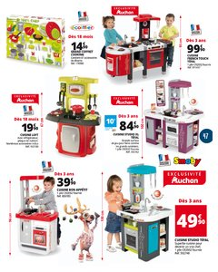 Catalogue Auchan Luxembourg Noël 2017 page 47