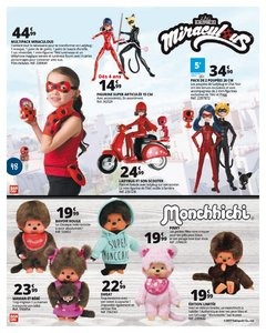 Catalogue Auchan Luxembourg Noël 2017 page 48