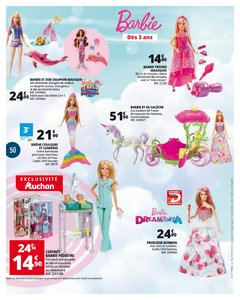 Catalogue Auchan Luxembourg Noël 2017 page 50