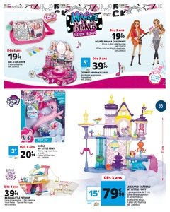 Catalogue Auchan Luxembourg Noël 2017 page 53