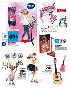 Catalogue Auchan Luxembourg Noël 2017 page 54