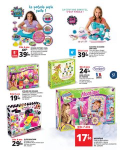 Catalogue Auchan Luxembourg Noël 2017 page 57