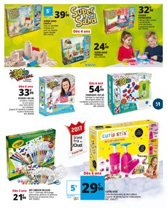 Catalogue Auchan Luxembourg Noël 2017 page 59