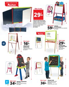 Catalogue Auchan Luxembourg Noël 2017 page 62