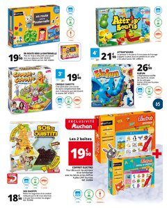 Catalogue Auchan Luxembourg Noël 2017 page 65